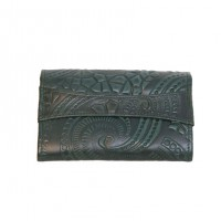 Rae Jones_Wilbur-Wallet--Teal--back